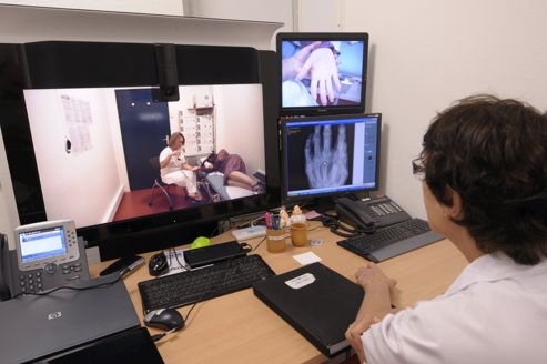 Telemedicine is changing the healthcare landscape
